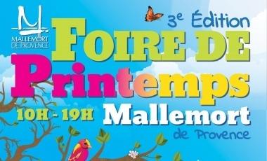 3eFoirePrintemps-Mallemort-Provence
